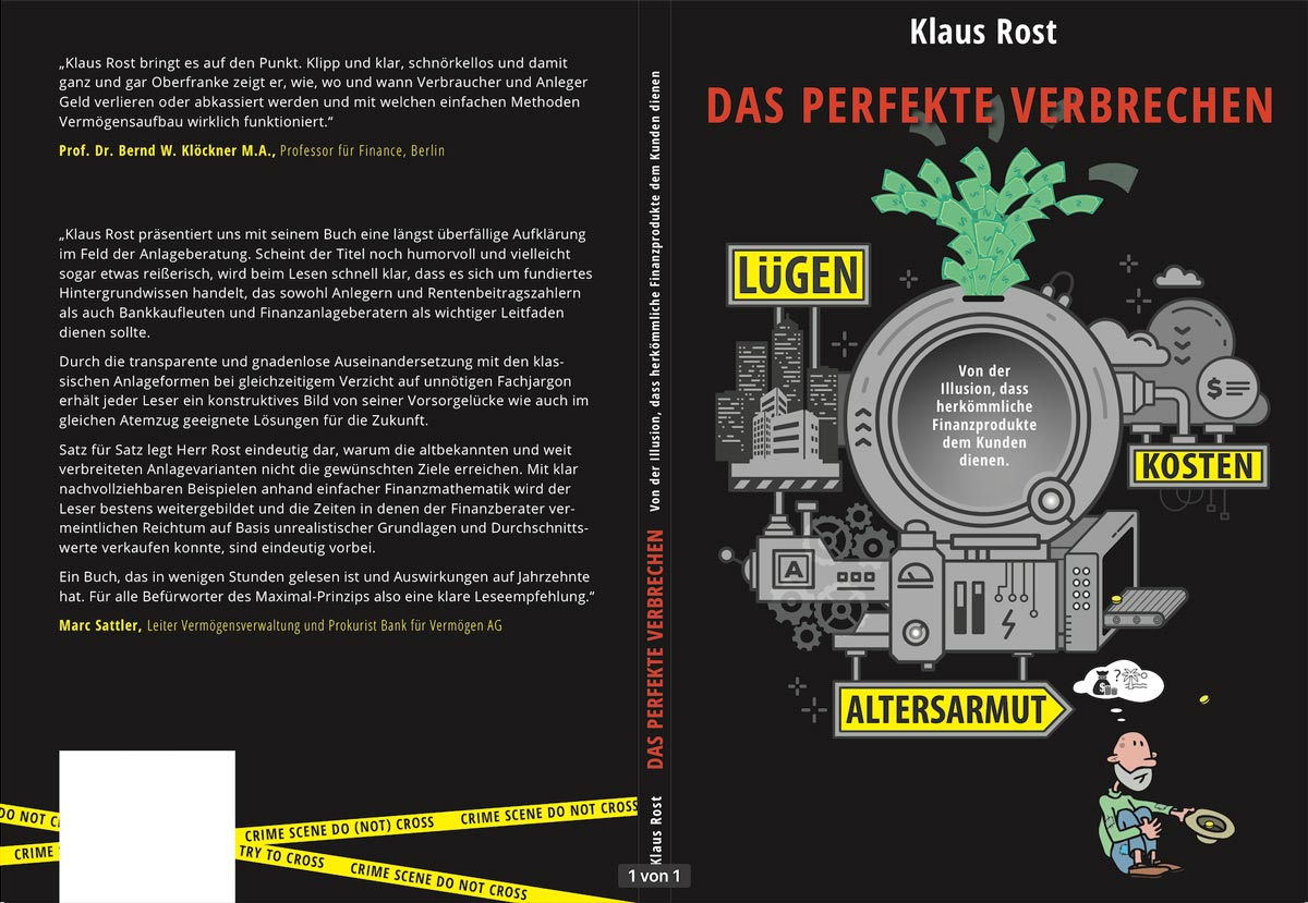 Klaus Rost Buch Cover